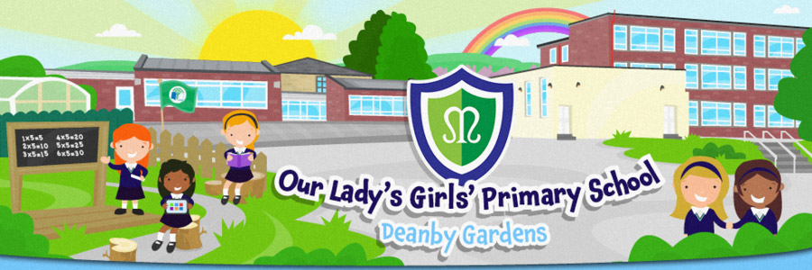 Our Lady's Girls' Primary School, Deanby Gardens, Belfast